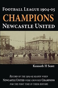 Football League 1904-05 Champions - Newcastle United