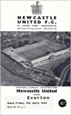Newcastle United v. Everton